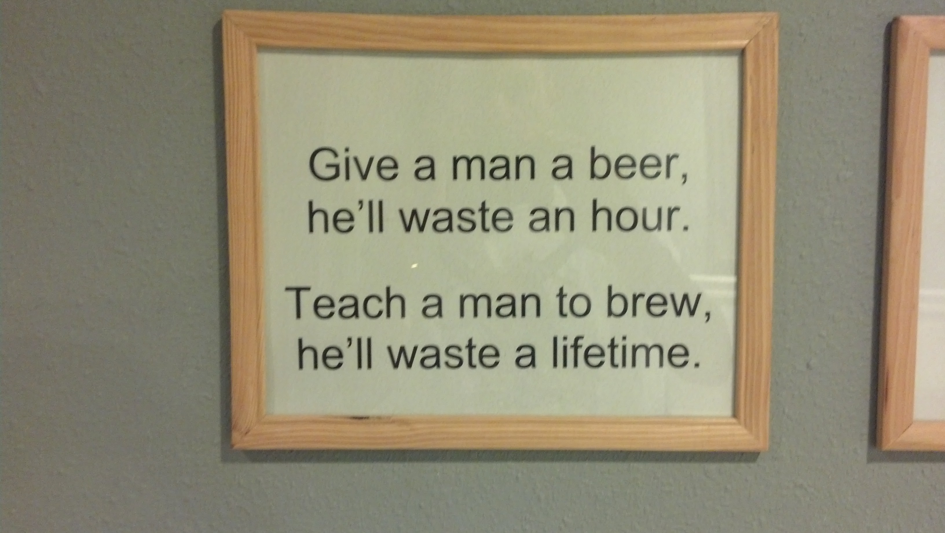 Food Quotes And Sayings A few wise sayings on beer