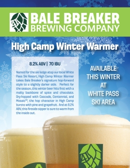 High Camp Winter Warmer