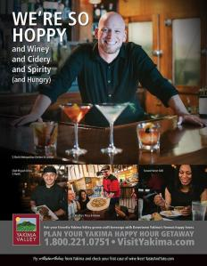 Hoppy Ad Yakima Valley