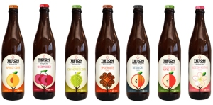 Titeon Cider labesls